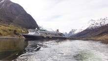 Fred. Olsen Cruise Lines' flagship 'Balmoral' commences second cruise season from Newcastle