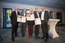 Schwabinger Kunstpreise gehen an Thorsten Krohn, Gunna Wendt und Wolfgang Schlick mit der Express Brass Band