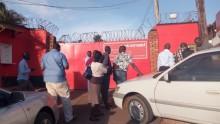 Myndigheterna i Uganda har stängt ner ActionAid's arbete