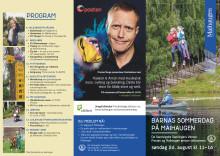 Program for Barnas sommerdag 2018