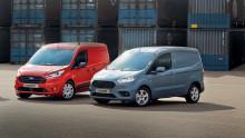 Spar penger og leveringstid med nye Ford Proff+ varebiler