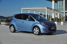 Nye Hyundai ix20