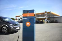 CLEVER blir Svensk Bensinhandels exklusiva partner för elbilsladdning