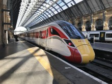 LNER announces date for new Azuma trains entering service