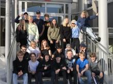 Fotbollsklassen från Hortlax vann UR:s skrivtävling