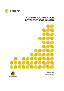 Kommunpolitiken och bostadsförsörjningen