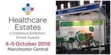 Finegreen at the Healthcare Estates Conference this week!