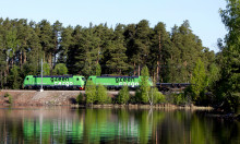 Ovako extends logistics contract with Green Cargo