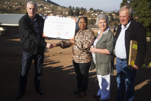 Hydroscand firar 50 år med ytterligare stöd till skolprojekt