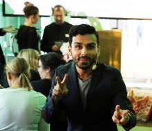 Veckans energiinjektion – Ashkan Safaee om mångfald i den kreativa processen