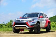 Traditionsmarke mit starkem Aufwärtstrend: Mitsubishi auf der IAA 2015