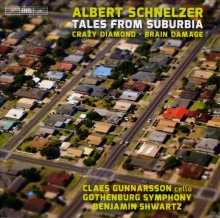 Albert Schnelzer - Tales from Suburbia - CD-release