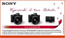 Dopo la pausa estiva, ripartono gli Open Day fotografici di Sony