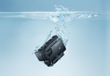 Sony lance l'Action Cam HDR-AS50