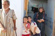 Så hjälper kyrkliga aktörer och biståndsorganisationer flyktingar från Syrien