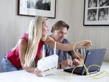 Telenor inkluderer skylagring for alle private bredbåndskunder
