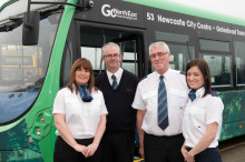 Do you know a bus driver who deserves recognition?