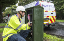 London to benefit from world leading broadband technology