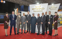ETIHAD ENGINEERING AND SATAIR SIGN SUPPLY AGREEMENT AT DUBAI AIRSHOW 2019