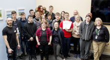 Film premiere for young people in Moray