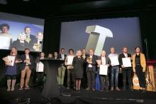 Vi gratulerer vinnerne  av Gullhammeren 2018