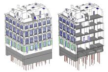 Bygga Stockholm - Kvarter Daedalus – Grundläggning förr och nu  i Stockholms historiska hjärta