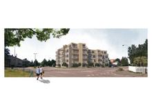 Förslag på runt 30 lägenheter till Norrstrand och ett 40-tal villor, rad- och parhus till Knappstad