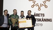 Årets Eventskåning 2019 till FK Göingarna och 10Mila