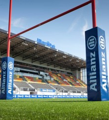 Allianz and Saracens renew their successful partnership