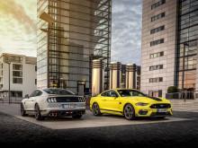 Legendární sportovní verze Mustangu poprvé míří do Evropy. Ford Mustang Mach 1 debutuje v Goodwoodu