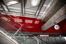 ZÜBLIN und HOCHTIEF übergeben Metro-Linie M4 in Kopenhagen