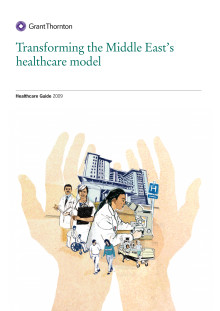 Transforming the Middle East's healthcare model