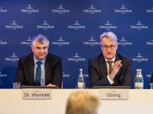 2017 financial year: Villeroy & Boch improves operating result by 8.5 % to € 49.8 million