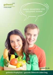 Ein gesunder Lebensstil beginnt im Mund