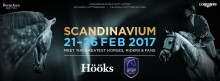 Hööks ny huvudpartner till Gothenburg Horse Show