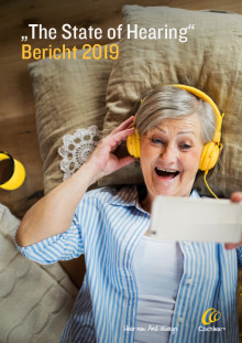 The State of Hearing 2019: Deutsche wissen am besten, wo man einen Hörtest bekommt.
