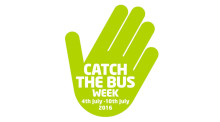 Catch the Bus Week – 4-10 July