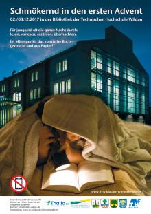 7. öffentlicher Schmökerabend in der Hochschulbibliothek