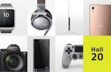Sony på IFA 2015