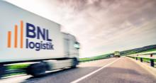 Logistikunternehmen am Start