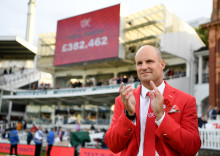 The cricketing world to turn #RedforRuth for families facing one of life's toughest tests