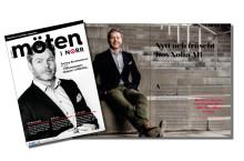Nolia vill göra Norrland starkare med tidningen Möten i Norr