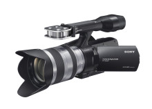 BEST-EVER FULL HD VIDEO IMAGE QUALITY, AUDIO AND ERGONOMICS: SONY INTRODUCES THE HANDYCAM® NEX-VG20E