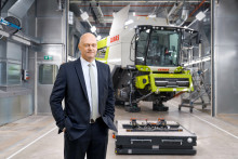 CLAAS showing profitable growth in a year of crisis