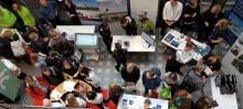 Näringslivdagen Karriärum på Jönköpings Tekniska Högskola 2019