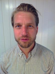 Christofer Ahlqvist blir nyhetschef på Göteborg-Posten