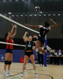 Unbeatable Team Northumbria Volleyball is England's best