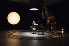 Pressvisning av Susan Philipsz soloutställning Lost in Space, måndag den 20 februari