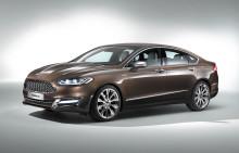 Ford introducerar konceptet Vignale på Mondeo – en unik produkt- och ägarupplevelse