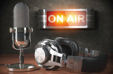 DEFA sänder podcast på eCarExpo